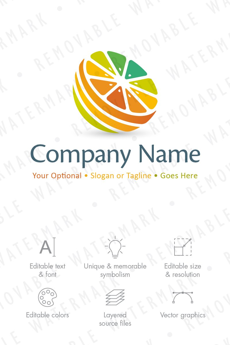 Graphics Logo Template