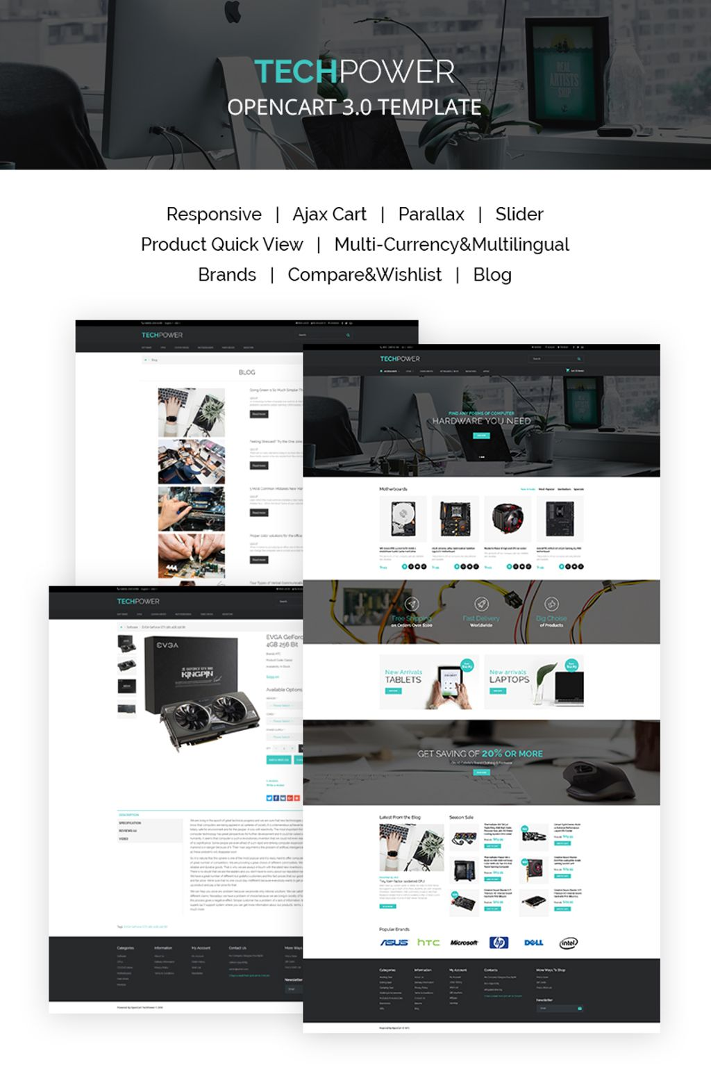 TechPower - Hardware Shop №66882 - скриншот