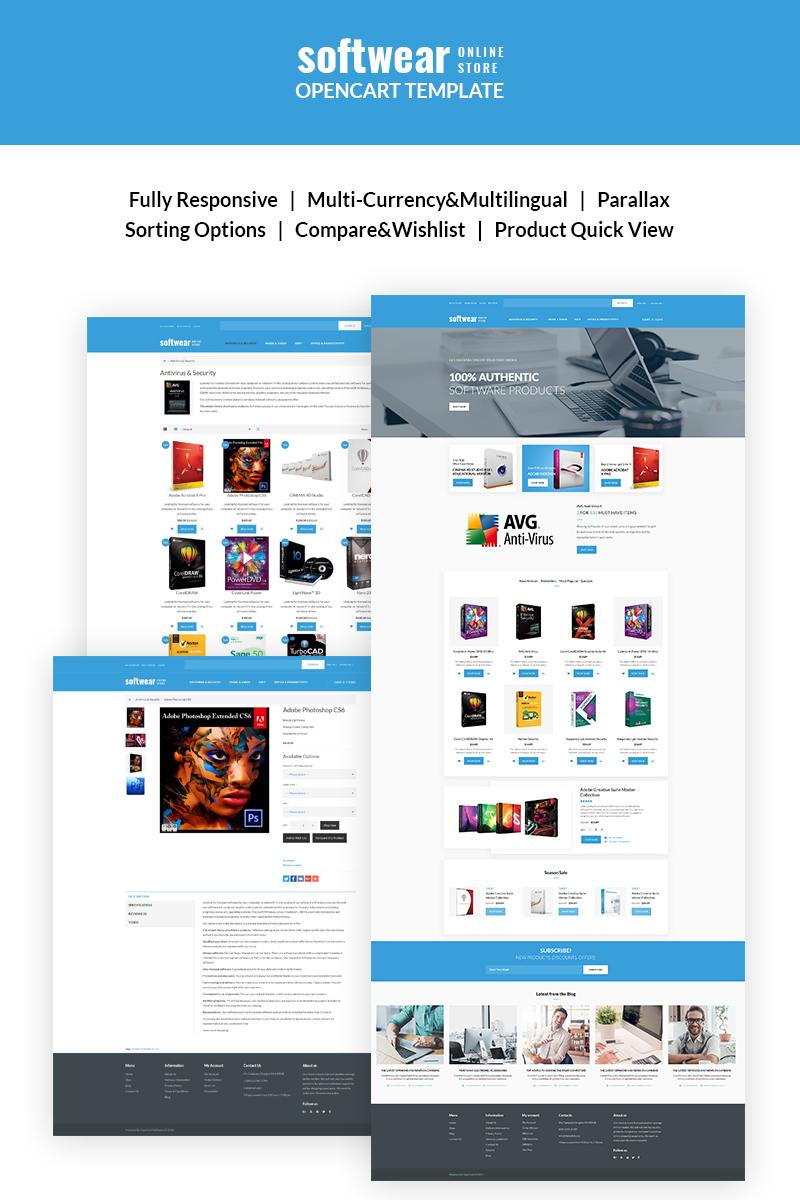 Plantilla web opencart ideal para Software - Ahora por menos de 66 ...
