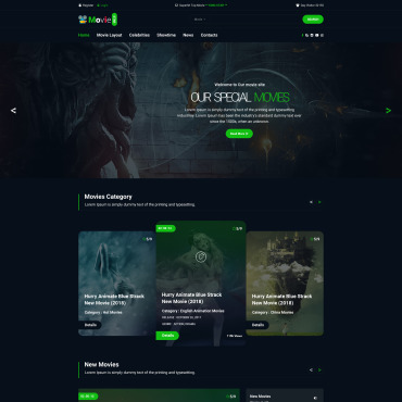 Preview image of MOVIIE STAR - Online Movie, Video & TV Show