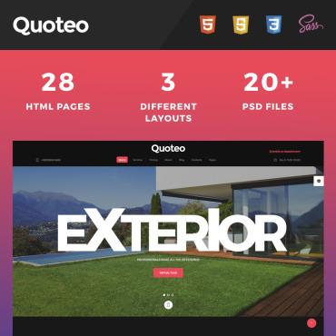Купить  пофессиональные Bootstrap и html шаблоны. Купить шаблон #66952 и создать сайт.