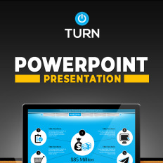 Design studio powerpoint templates animated business design toneelgroepblik Choice Image