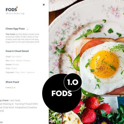 Food & Restaurant PSD Templates | TemplateMonster