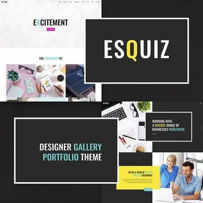 Tema de WordPress #55050 para Sitio de Diseño Web