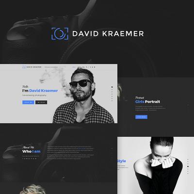 David Kraemar - Photographer