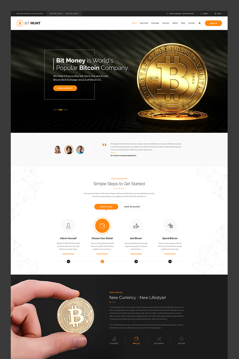 investment template to qualify cryptocurrency