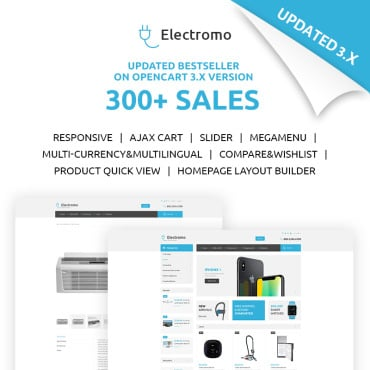 Preview image of Electromo - Electronics Online Shop