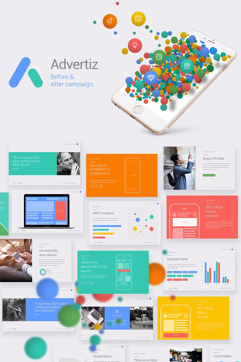 Advertiz PowerPoint Template