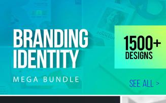 Corporate Branding Identity OneStop Mega - Corporate Identity Template