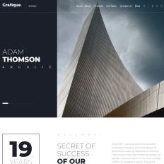 Architect Lite Free WordPress Theme 67044
