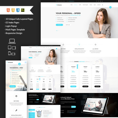 Muse Vorlagen  Adobe Muse Templates   Muse Themes   Template Monster