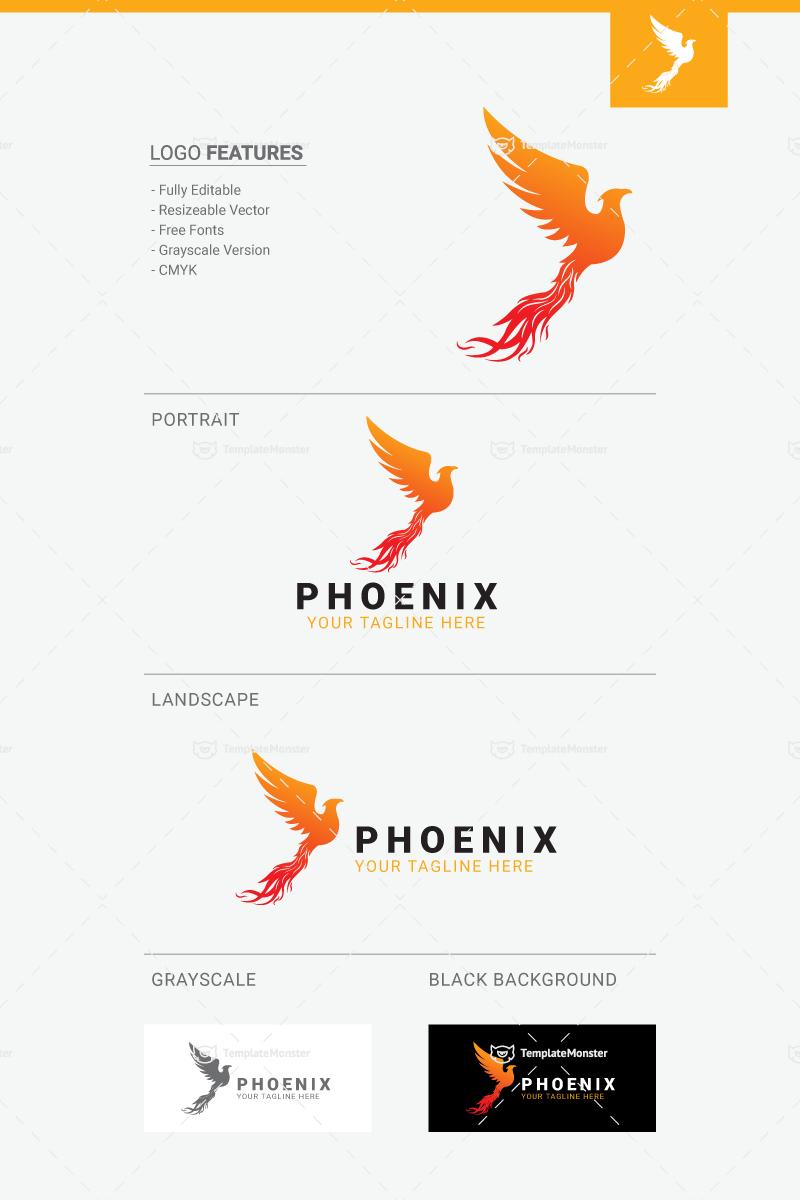Phoenix Logo Template 67015