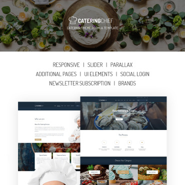 Preview image of Catering Chief - Catering