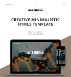Website Templates #67173 | TemplateDigitale.com