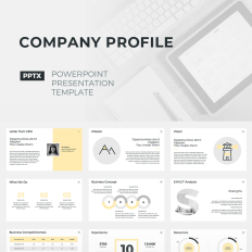 Powerpoint Presentation Templates Radio - Template Monster