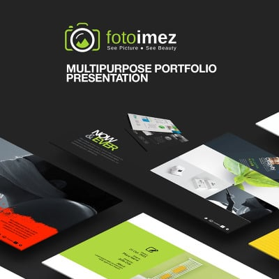 Photography Powerpoint Templates Templatemonster