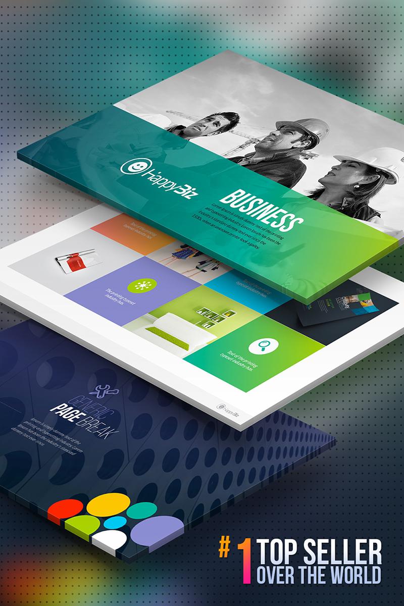 HappyBiz | Business PowerPointmall #67132