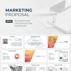 Newsletter Templates For Powerpoint Template Monster