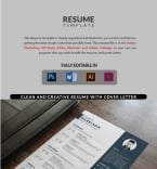 Resume Templates #67276 | TemplateDigitale.com