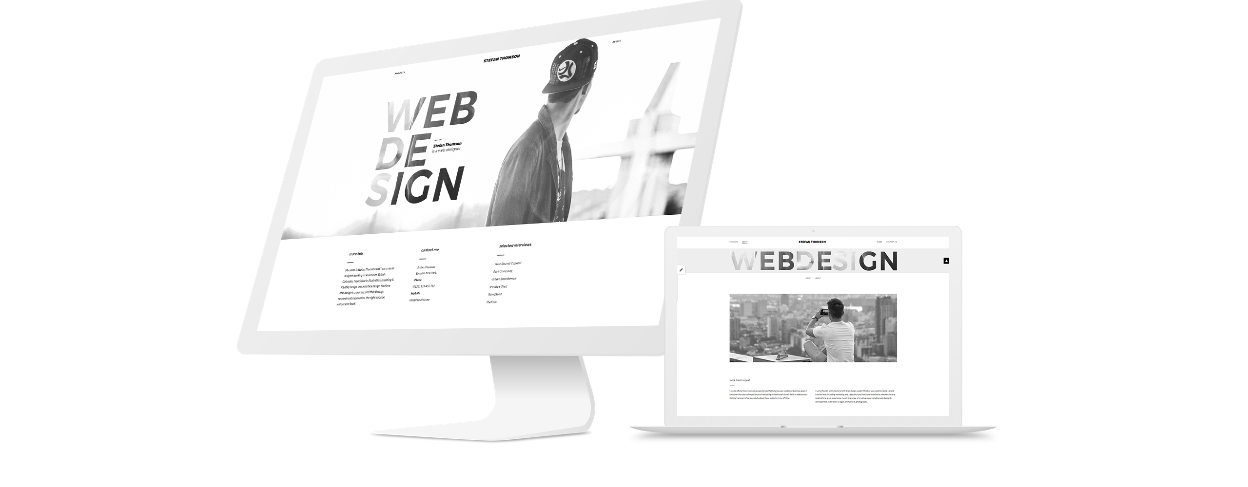 Website Design Template 67286 - business service video videographer studio agency