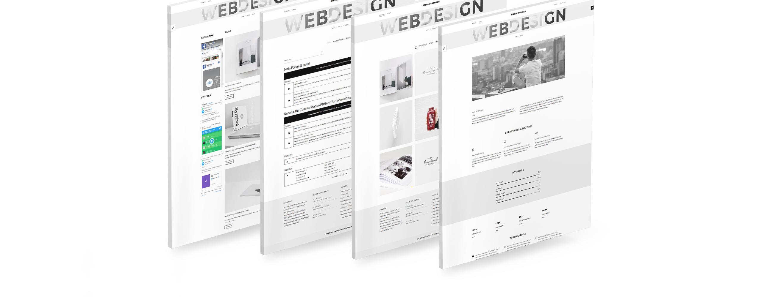 Website Design Template 67286 - video videographer studio agency