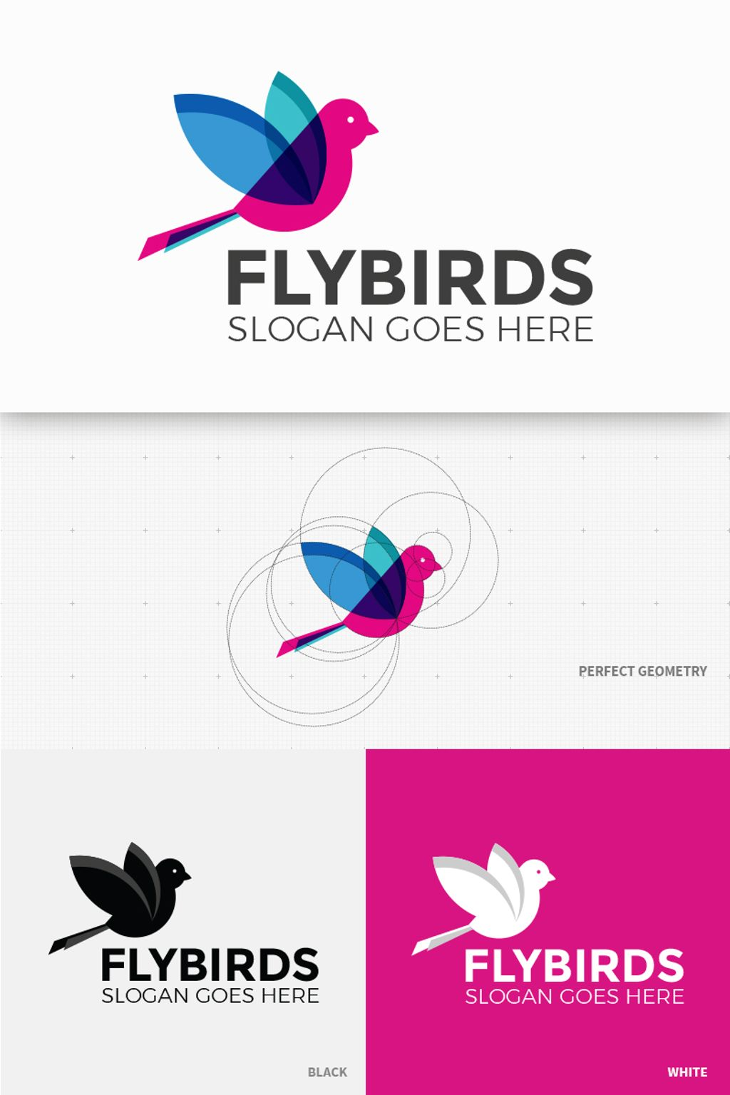 Bird - Logo Template