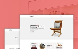Neha - Multipurpose eCommerce Website Template