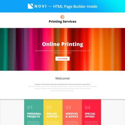 06604a1e8 Print Shop Templates | TemplateMonster