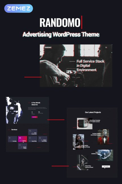 Website Design Template 67318 - agency advertisement marketing consultant expert outsourcing office engine optimization business corporate responsive premium creative promotion
