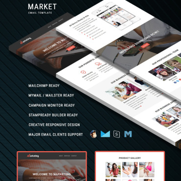 Preview image of Marketing - Responsive