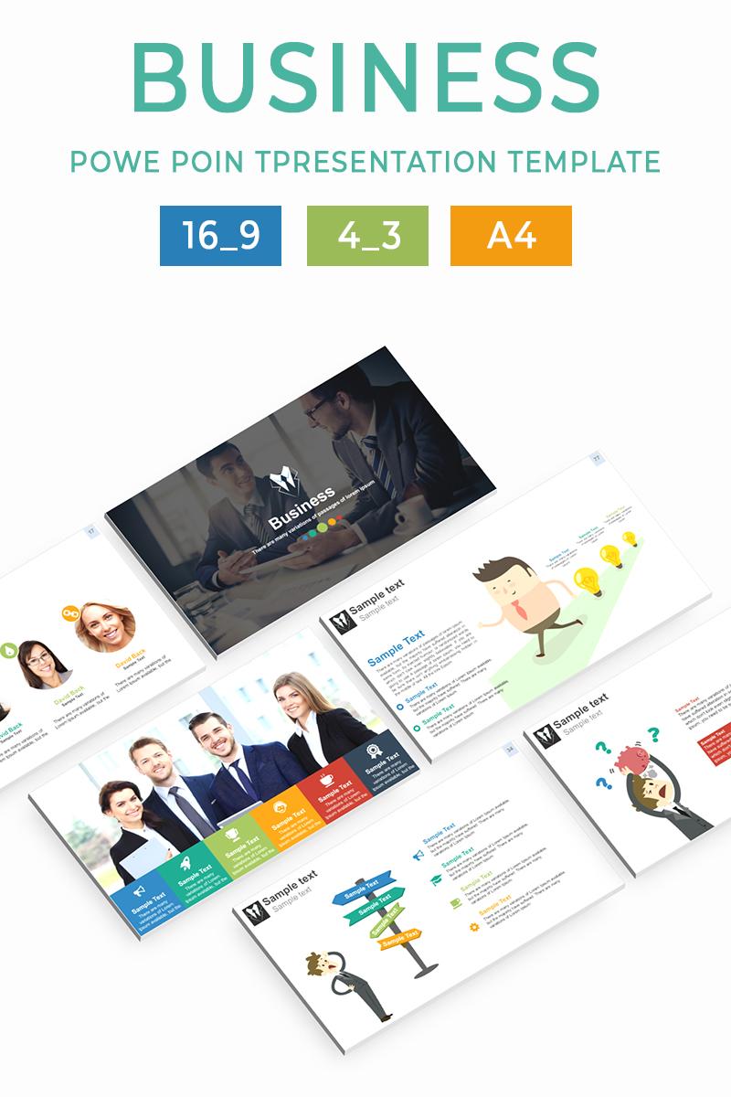 presentation business