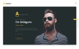 Freelancer bootstrap 4 Landing Page Template