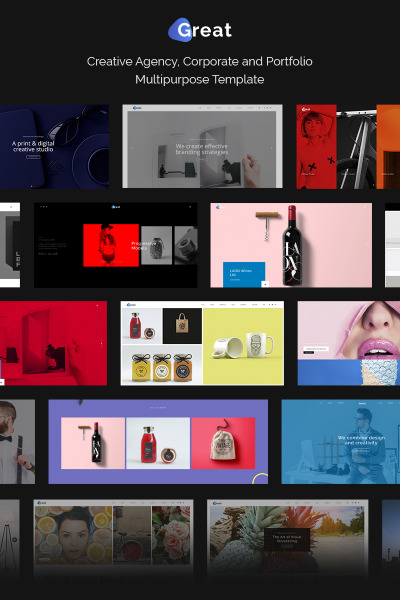 HTML шаблон №67434 на тему художественная галерея #67434