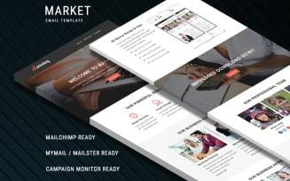 Marketing - Responsive Newsletter Template