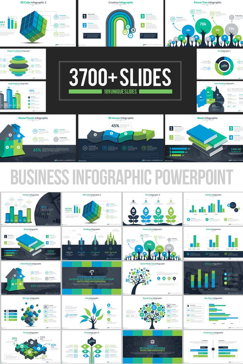 """Multipurpose Business -"" Keynote模板 #67444"