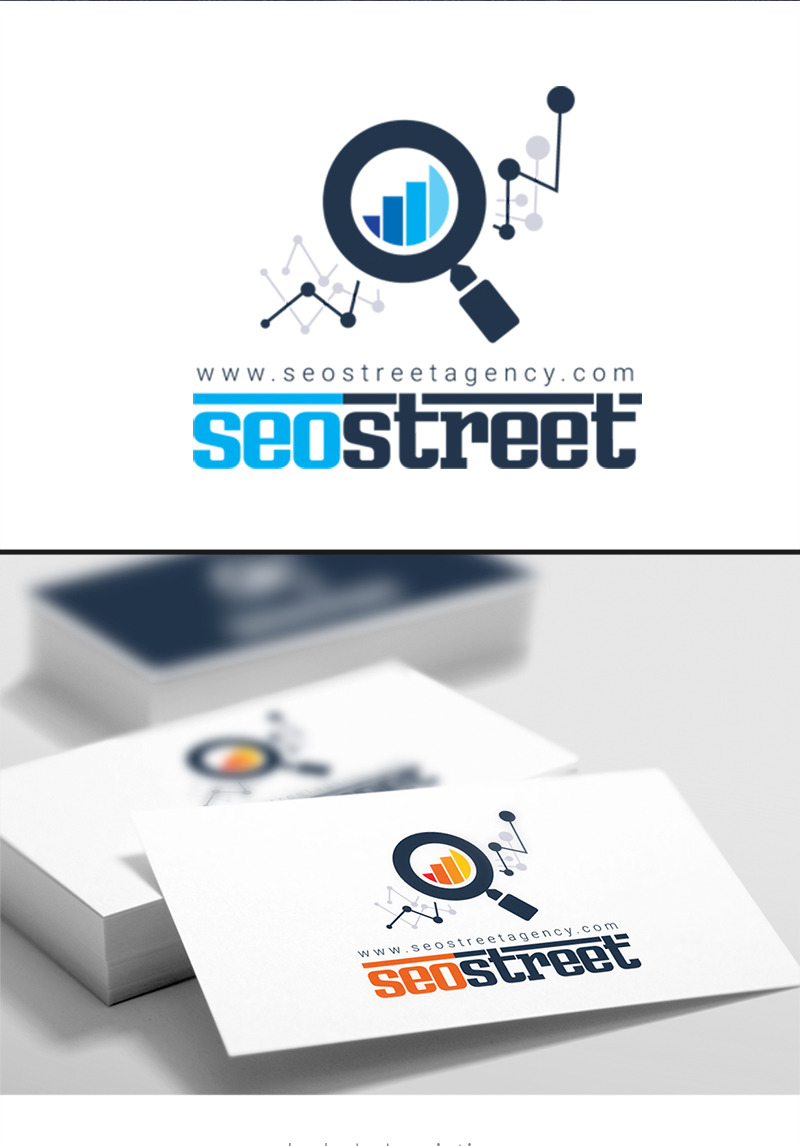 SEO & Digital Marketing Agency - Logo Template #67470