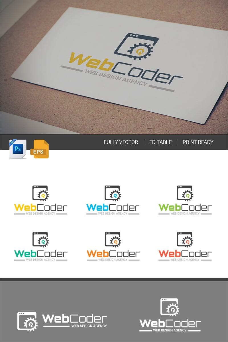 Web Design & Development Agency - Logo Template