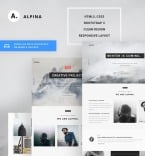 Landing Page Template  #67503