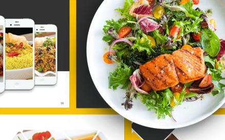 Food Presentation PowerPoint Template