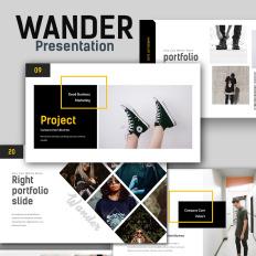 Powerpoint smartart templates art powerpoint templates art ppt wander creative presentation toneelgroepblik Image collections