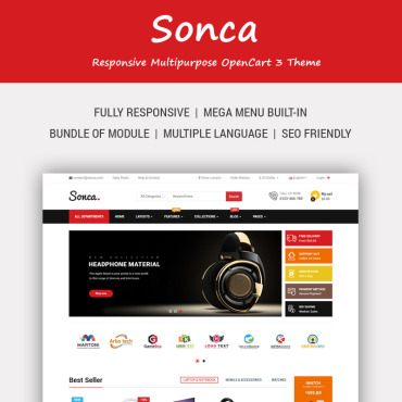 Preview image of Sonca - Multipurpose