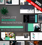 PowerPoint Template  #67622