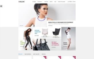 Avalon - Wholesale Store PrestaShop Theme