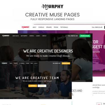 Купить  пофессиональные Muse шаблоны. Купить шаблон #67687 и создать сайт.