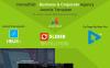 Consultlab - Plantilla Joomla para Sitio de Empresa Captura de Pantalla Grande