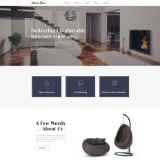 19 best decor website templates templatemonster