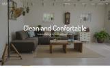 """""""Quiet - Interior Design"""" WordPress thema"""