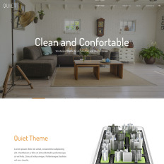 Modern Interior Responsive Wordpress Themes Download - Template Monster