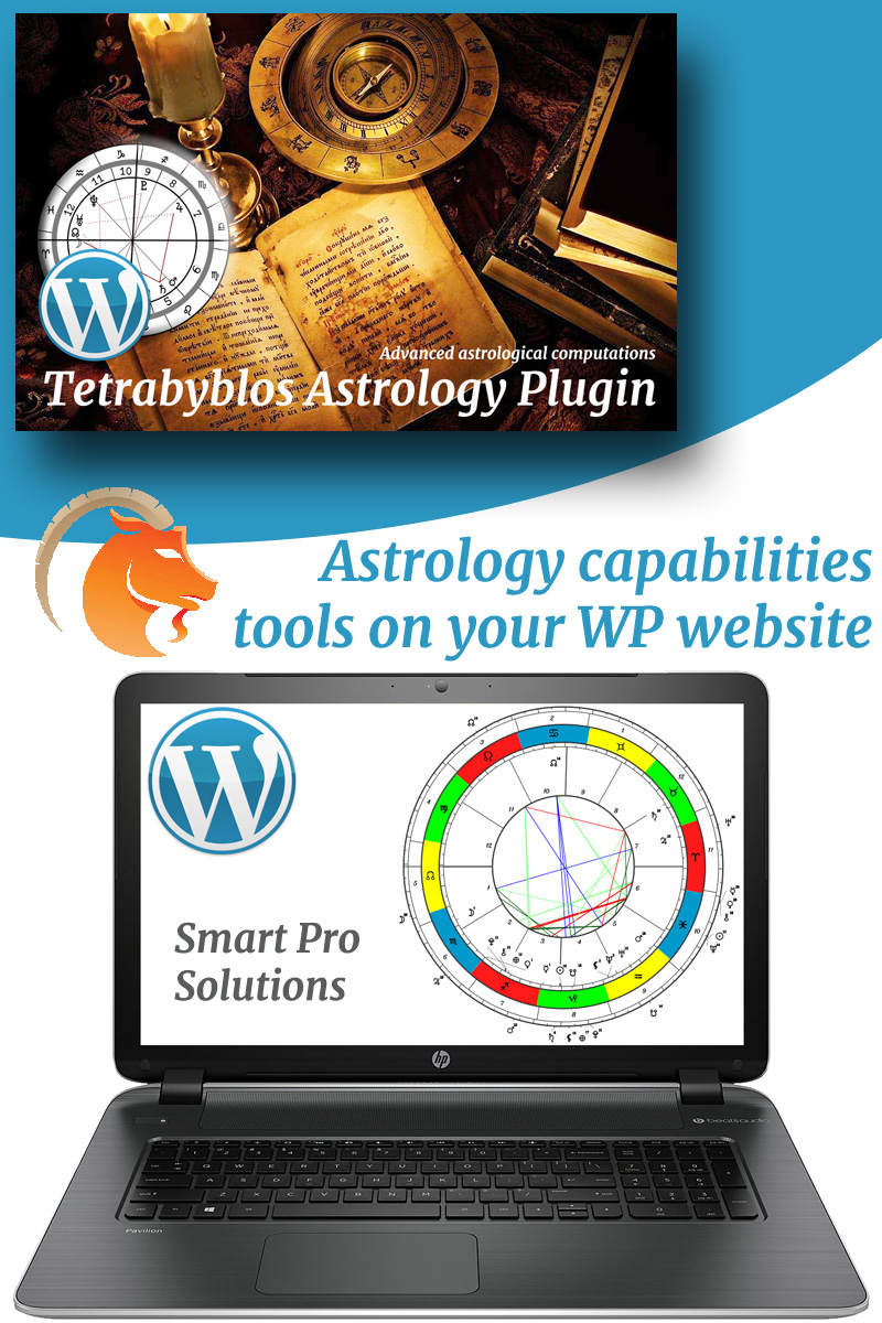 Tetrabyblos - Astrology WordPress Plugin