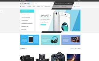 ElectroDo - Electronics Shop OpenCart Template